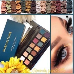 Anastasia Beverly Hills 💙 Subculture Palette